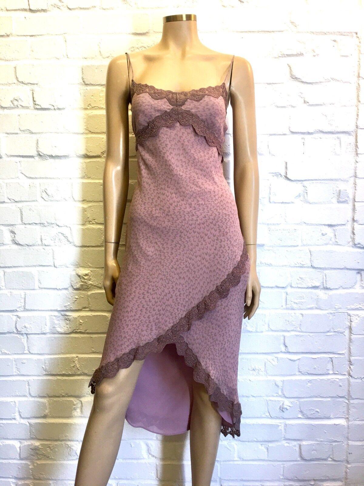 6e446f3a82f5b5 Grashvogel Debenhams 100% Silk Cami Dress 12 Maria For ntuvak2163-Kleider