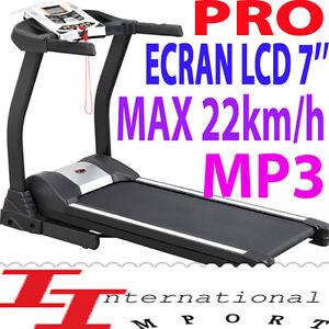Pro tapis roulant de marche course 1499 neuf l k lectrique fitness loopband ebay - Tapis de course occasion ebay ...