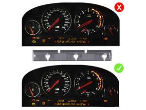 LETRONIX-BMW-E38-E39-E53-Tacho-Multifunktions-Display-Pixel-Reparatur-Folie