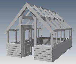 GARDEN-HOUSE-GLASS-HOUSE-GROW-VEGIES-amp-PLANTS-V01-Building-Plans-3D-amp-2D