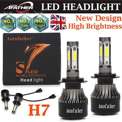 CREE H7 2000W 270000LM LED Headlight Light Bulb for Audi A3 A4 A5 Q5 Hi Lo Beam