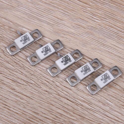 5Pcs 100w 50ohm dummy load RF resistor RFP 100-50 TW HF power terminator 4H