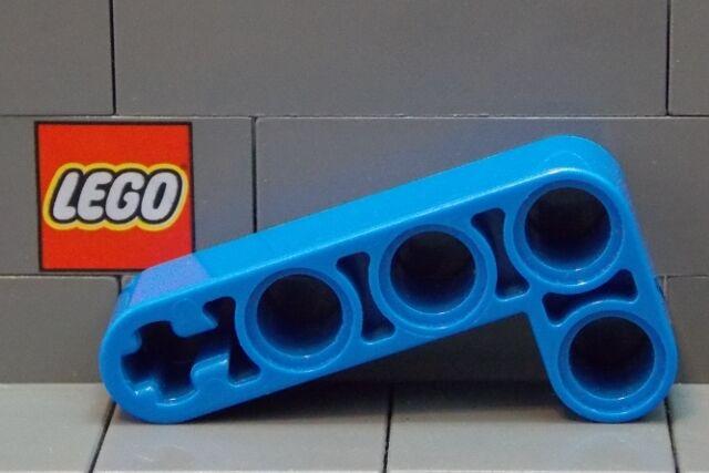 Black Pin Connector w// 2x4 90 Deg Bend ~ Technic ~ Lego ~ NEW 4