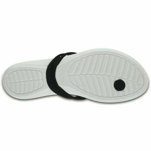 Crocs Isabella Graphic Womens Flips All Sizes in Various Colours