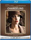 Changeling 0025195053242 With Angelina Jolie Blu-ray Region a