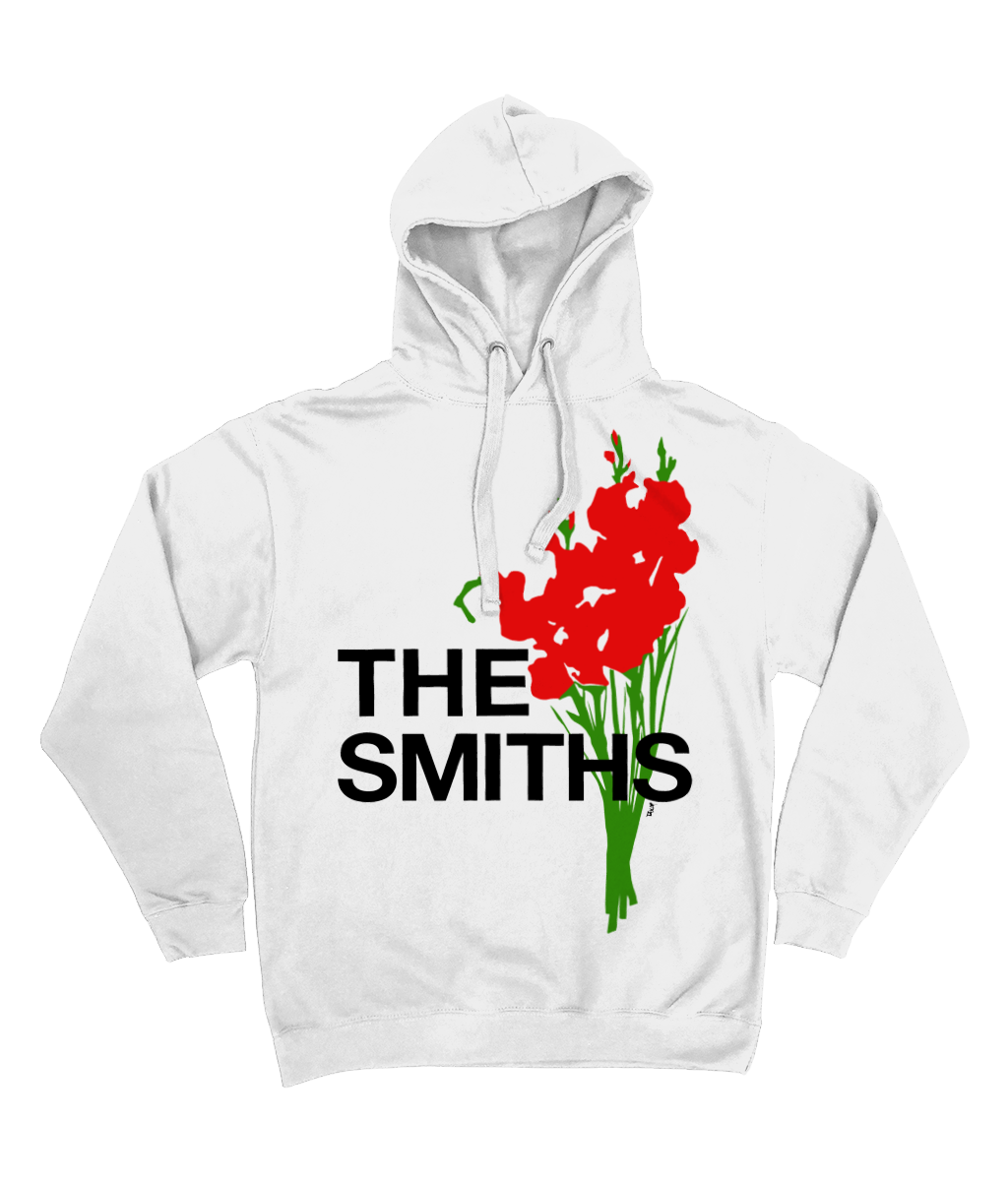 THE SMITHS - UK Tour - 1984 - Hoodie - MORRISSEY