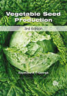 Vegetable Seed Production by Raymond A. T. George (Hardback, 2009)