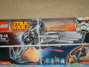 LEGO STAR WARS-75096-SITH INFILTRATOR-MAGNIFIQUE NEUF !