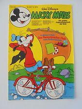 Micky Maus - Heft Nr. 32 von 1976 - Comic / Z. 1- (mit Beilage)