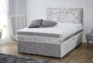 Luxury-Divan-Bed-Set-With-Headboard-and-Orthopaedic-Sprung-Mattress-All-Sizes