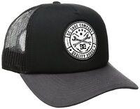 Dc Shoes Men's Balarny Snapback Hat Black 0 on sale