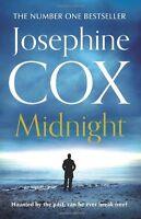 JOSEPHINE COX ___ MITTERNACHT ___ BRANDNEUE ___ WERBEANTWORT UK