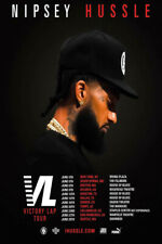 14 24x36 Nipsey Hussle Cover Victory Lap Hip Hop Music Art Silk Poster Y-213