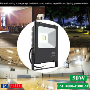 50W-LED-Flood-Light-Spot-Outdoor-Lamp-Garden-Landscape-Billboard-Lighting-IP65