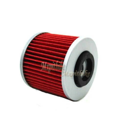 5x Oil Fiter For Yamaha XV1100 XV750 XC200 XV250 XT500 TT500 TT250 XZ550 XV920