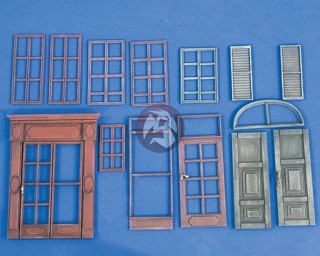 Verlinden Productions 1 35 Scale Windows Doors Etc. Set 2 Resin Model Kit #2208  sc 1 st  eBay & Verlinden Productions 1 35 Scale Windows Doors Etc. Set 2 Resin ...