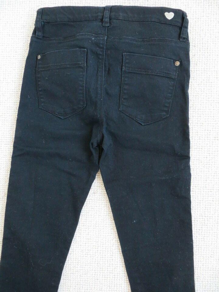 Bukser, sorte bukser, PompdeLux