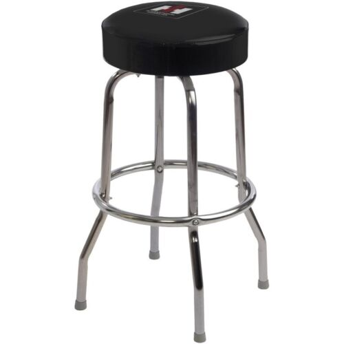 "30"" Swivel Bar Stool with International Harvester Logo"