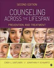 Counseling Across the Lifespan : Prevention and Treatment (2015, Paperback)