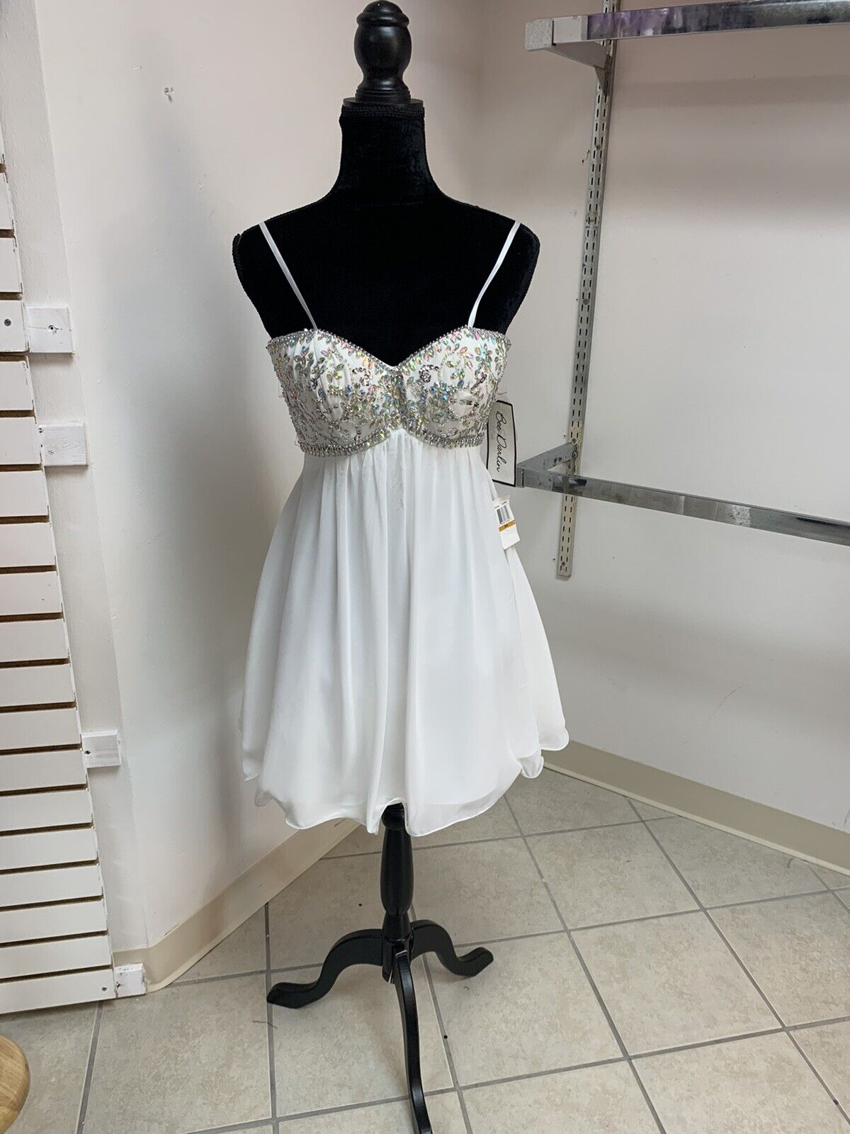 Size 3/4 Prom Party Homecoming Pageant Bridesmaid Formal Cocktail Dress NWT