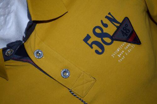 gr Pull Pulli Polo Polo Marvelis Senf L Gelb 52 qqPA7wp