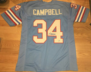 Image is loading Earl-Campbell-Custom-Houston-Oilers-Autographed-Signed -Pwder- 62b3e2982