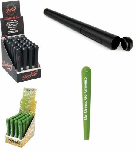 GreenGo Smoking Saverette King Size Joint Protective Tube Spliff Case Holder