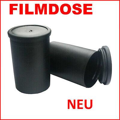 Angeln Geocaching Schwarz Neu !!! 24 Filmdosen Perlen