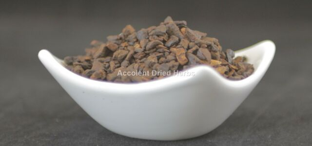 Dried Herbs: CHICORY ROOT - Organic roasted.   Cichorium intybus 250g. (Pouch)