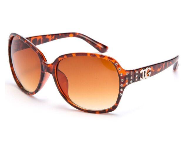 Leopard Sparkle Sunglasses