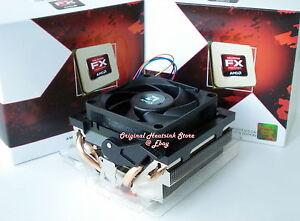itm Genuine AMD Heatsink CPU Cooling Fan for  Core FX GHZ Socket AM New