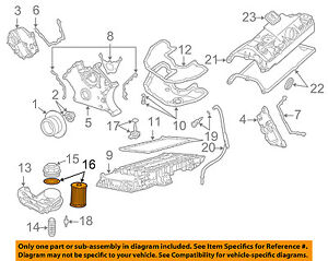 BMW-OEM-02-05-745i-Engine-Oil-Filter-11427511161