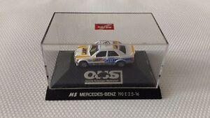Voiture-Miniature-Herpa-Mercedes-Benz-190-E-2-5-16-Jet-1-87-Tres-Bon-Etat