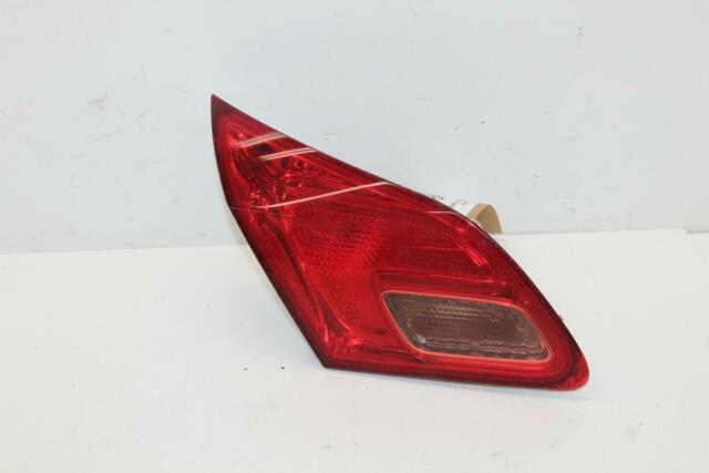 Vauxhall Astra J Mk6 2009-/> Hatch Inner Smoked Rear Light N//S Passenger Left