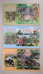 MALAYSIA-Wonders-of-Malaysian-Forest-2013-Miniature-Sheet-FDC