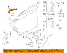 Ford Oem Exterior Door Handle Ds7z5422405aaptm Image 1 Ebay