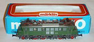 Marklin Ho, locomotive électrique, référence 3049, avec nouveau moteur à 5 pôles, numérisée