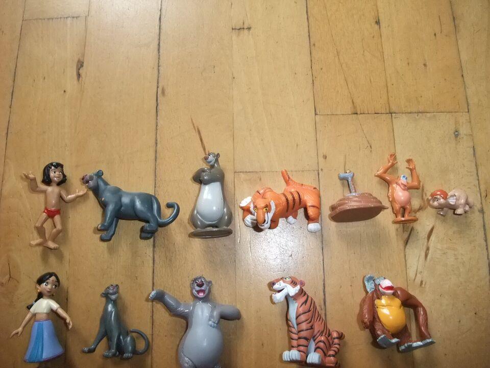 Disney, Junglebogen Figurer , Disney