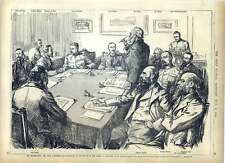 1902 Treaty Of Pretoria Mr Reitz Undressing Conference West End Blackmail