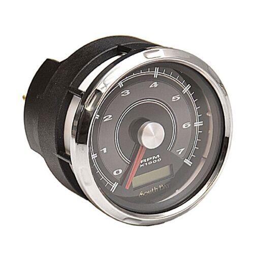 Faria Boat Tachometer Gauge THC617BSouth Bay w// Hour Meter