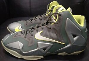 reputable site 44ffb 1d463 Details about Nike Air Zoom Lebron 11
