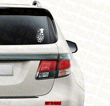 VW Grenade Vinyl Decal Sticker Volkswagen gti vr6 jetta mk3 mk4 mk6 passat JDM