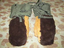 EXTREME ARCTIC COLD HEAVY DUTY MILITARY GLOVES SIZE XXL