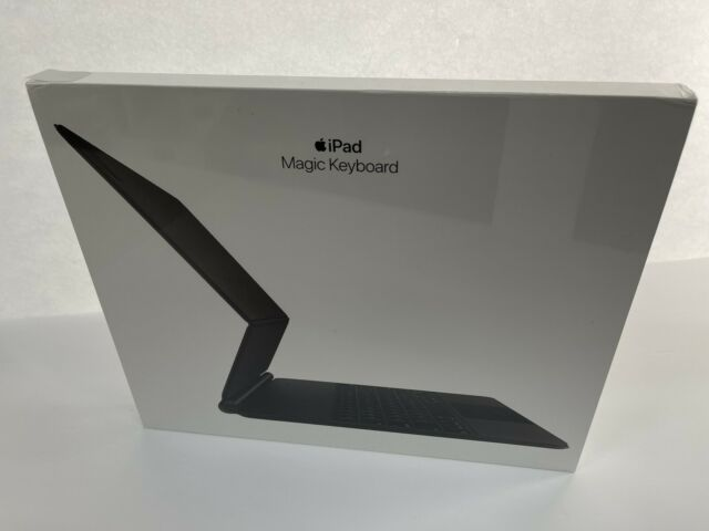 Apple Magic Keyboard for iPad Pro 12.9 Compatible With 3rd And 4th Generation