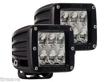 Rigid Industries Dually D2 Driving LED Light - Set of Two 50231