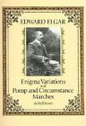 Enigma Variations and Pomp and Circumstance Marches in Full Score by Edward Elgar (Paperback, 1992)
