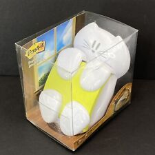 White Cat Post It Pop Up Dispenser For 3 By 3 Inch Notes Desktop
