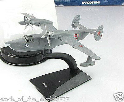 "Be-12 DeAgostini Soviet patrol aircraft model № 52 ""LEGENDARY AIRCRAFT"
