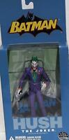 Dc Direct Batman Bruce Wayne Hush Joker Jim Lee Collector Action Figure