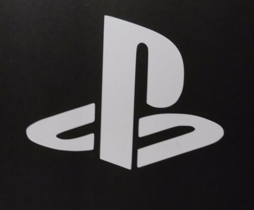 Play Station Vinyl Decal for laptop windows wall car boat